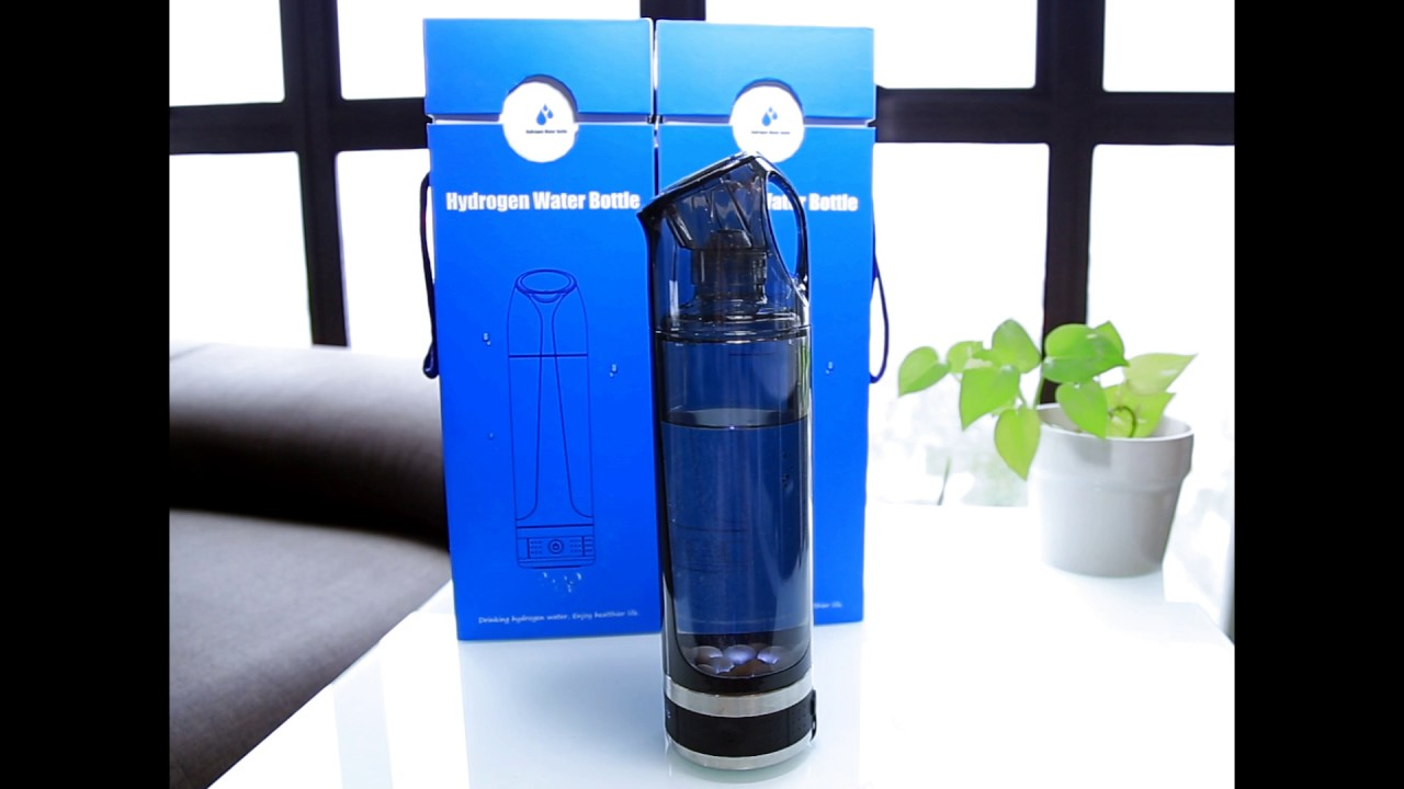 Advantages of Utilizing a Hydrogen Water Jug