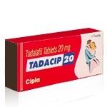 Tadacip 20 mg drug overview